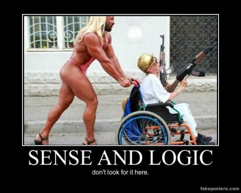 sense and logic